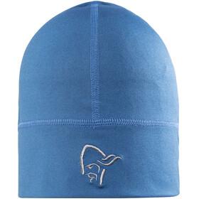 Norrøna Falketind Lightweight Powerstretch Hovedbeklædning blå